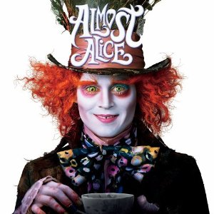 Alice in Wonderland: Almost Alice Soundtracks  List - Tracklist