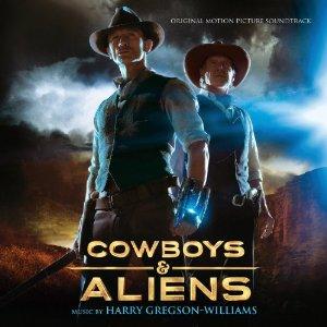Cowboys & Aliens Soundtrack List - Tracklist