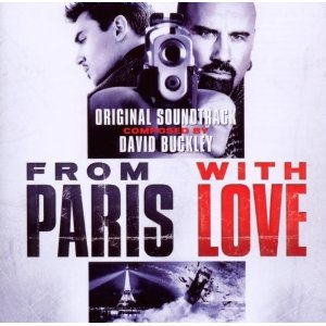 From Paris With Love Soundtracks List - Tracklist