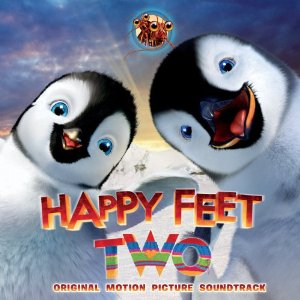 Happy Feet 2 Soundtrack List - Tracklist