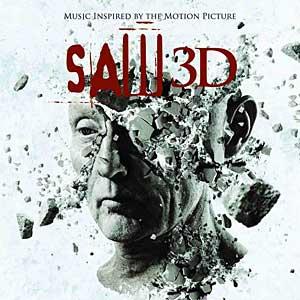 Saw 3D Soundtracks List - Tracklist