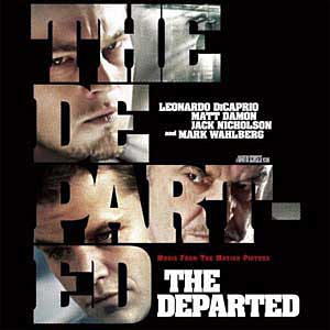The Departed Soundtrack List - Tracklist