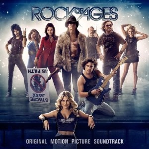 Rock of Ages Soundtrack List