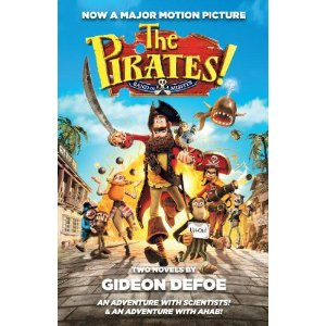 The Pirates! Band of Misfits Soundtrack List