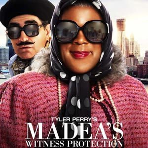 Tyler Perry's Madea's Witness Protection Soundtrack List