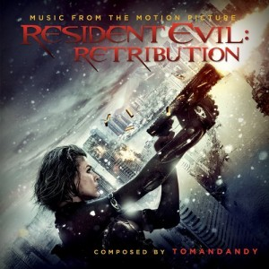 Resident Evil: Retribution Soundtrack List