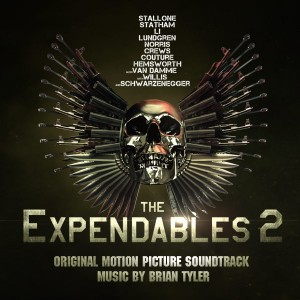 The Expendables 2 Soundtrack List