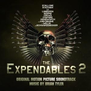 The Expendables 2 Soundtrack List