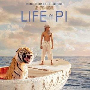 Life of Pi Soundtrack List