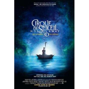 Cirque Du Soleil: Worlds Away Soundtrack List