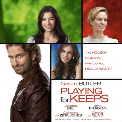 Playing for Keeps Soundtrack List