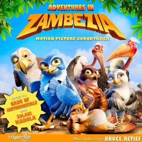 Zambezia Soundtrack List