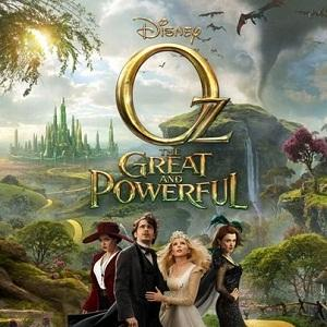 Oz the Great and Powerful Soundtrack List