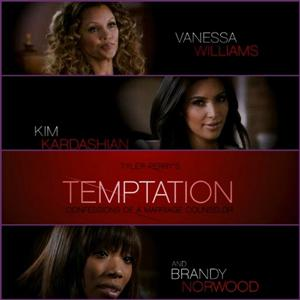 Tyler Perry's Temptation Soundtrack List