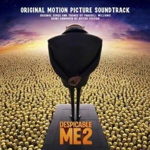 Despicable Me 2 Soundtrack List