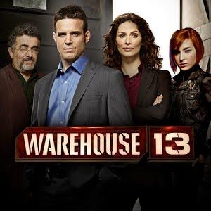 Warehouse 13 Season 4 Soundtrack List (2012)