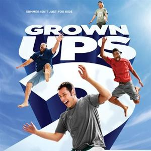 Grown Ups 2 Soundtrack List