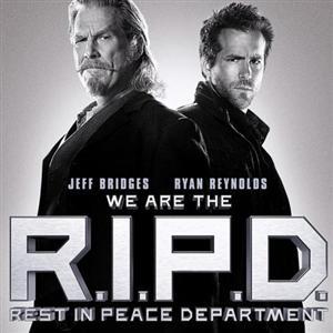 R.I.P.D. Soundtrack List