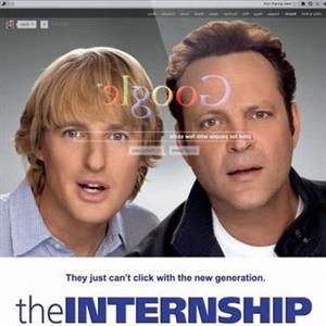 The Internship Soundtrack List