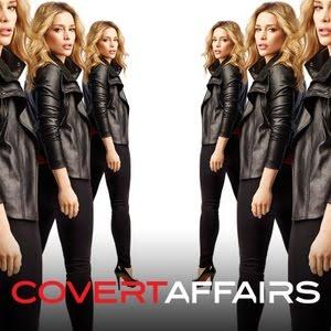 Covert Affairs Season 4 Soundtrack List (2013)