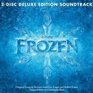 Frozen Soundtrack List