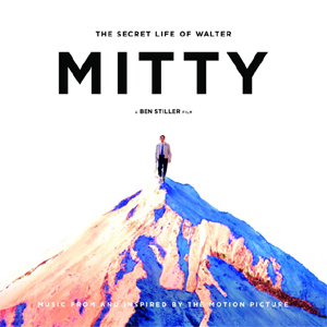 The Secret Life of Walter Mitty Soundtrack List
