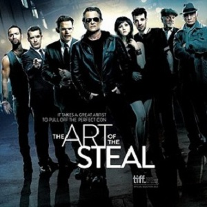 The Art of the Steal Soundtrack List