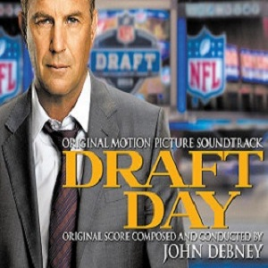 Draft Day Movie (2014) - omplete Soundtr