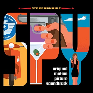 Spy Soundtrack List
