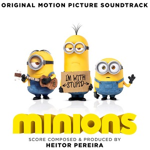 Minions Soundtrack List