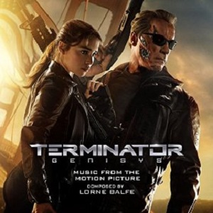 Terminator Genisys Soundtrack List