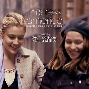 Mistress America Soundtrack List