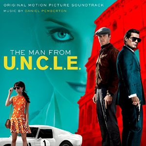 The Man from U.N.C.L.E. Soundtrack List