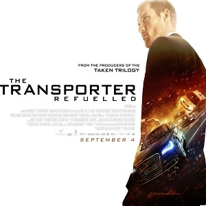 The Transporter Refueled Soundtrack List