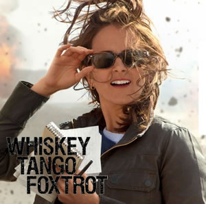 Whiskey Tango Foxtrot Soundtrack List