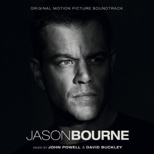 Jason Bourne Soundtrack List