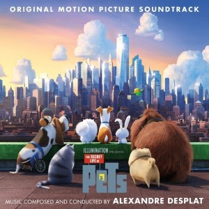 The Secret Life of Pets Soundtrack List