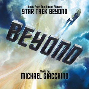 Star Trek Beyond Soundtrack List