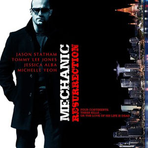 Mechanic: Resurrection Soundtrack List